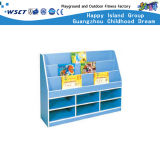 Colorful Wooden Book Shelf Kids Furniture (HC-3603)