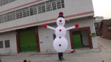 Inflatable Chrismats Decoration Santa Snowman Air Dancer