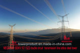 Megatro 500kv 5c1 Sz2 Double Circuit Transmission Tower