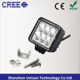 EMC 3inch 18W 12V LED Folklift Work Light Headlight