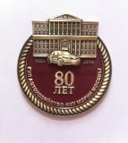 Russian 3D New Design Custom Souvenir Coin