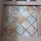 Colorful Onyx Rhombus Ceramic Tile for Wall Best Sell