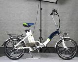 250W Motor 16′ Folding Electric Bike