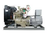 Open Type 25kw Diesel Generator with Brushless 100% Cooper Made Alternator