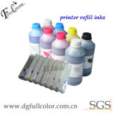 Refillable Ink Cartridge and Pingment Ink for HP70 Desinjet Z2100 Z5200 Printer Ink Refill Kits