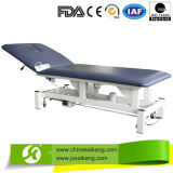 Electric Stainless Steel Examing Table with Motor (CE/FDA/ISO)