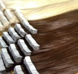Wholesale Top Quality Indian Remy Seamless Tape Weft Hair