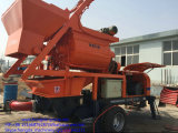 Trailer Type Concrete Batching Pump (40m3/h)