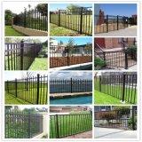 Galvanized Steel Garden Fence/ Antique Garden Fence/Cheap Garrison Fence