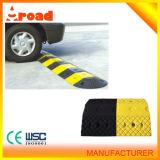 Maintenance Friendly Rubber Speed Hump Speed Breaker Roadway Safety