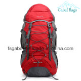 50L+5 Professional Outdoor Hiking Camping Sports Backpack