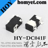 SMD DC Power Jack/DC Connector (HY-DC041F)