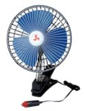 Metal Front Plastic Back 8 Inch Car Fan (WIN-118)