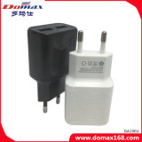 Mobile Phone Accessories EU Plug 2 USB Travel Wall Charger