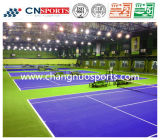 Itf Approved High Resilient Acrylic Spu Tennis Court Flooring