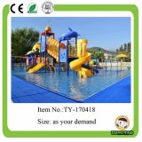 Sale and Water Slides Prices Giant Inflatable Water Park with Slide (TY-170418)