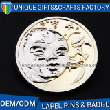 OEM Design Round Shape Metal Badge with Cheap Price