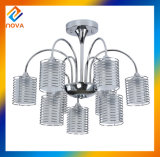 Glass Ceiling Iron Chandelier Lighting with Ce Certificate