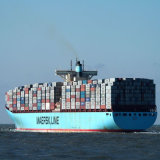 Msk Shipping Service From Guangzhou to Tema