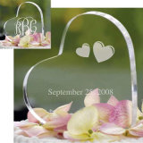 Acrylic Wedding Sign Frame Holder Stand