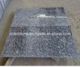 Polished Spray White Granite for Stair or Floor Tile
