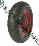 Pneumatic Rubber Wheel with Steel Rim Wheelbarrow (3.50-7)