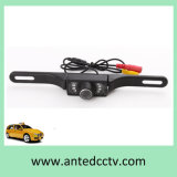 Mini CMOS Car Rearview Reverse Camera Waterproof for Car, Automobile, Auto Backup System