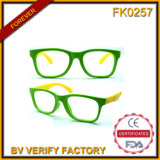 Fk0257 Kid Sunglasses with Clear Lens Hotsale Cheap Frame