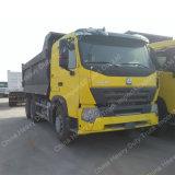 HOWO A7 6X4 380HP 25 Tons Dump/Tipper Truck