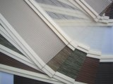 Pleated Zebra Blinds, Pleated Blinds/Pleated Shade for Duo Window Comverings