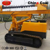 Construction Diesel Hydraulic Screw Pile Driver Drilling Rig Machine