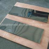 Hot Rolled Tungsten Sheet Tungsten Foil 0.1*200*1500mm