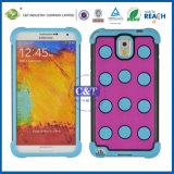 Hard and Soft Hybrid Combo Case for Samsung Note3