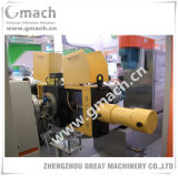 Single Slide Plate Type Double Working Station Screen Changer for Plastic Recycling Granulating Extruder