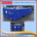 20 Foot Half Height New Shipping Container with Tarpaulin