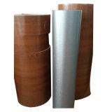 PVC Wooden Grain PVC Protective Film for Window & Door Protection
