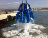 Electric Hydraulic Mutivalve Grab Bucket