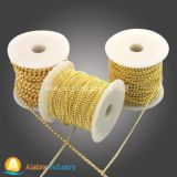 Various Ball Metal Chain with Roll Packing