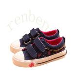 New Hot Arriving Children′s Canvas Shoes