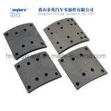 Brake Block, Brake Pad with High Quality, Non Asbestos