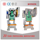Power Press Machine Mechanical Punch Press Jc21-80t
