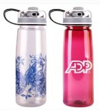 Customized Plastic BPA Free Water Bottle