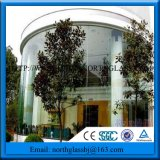 Curved Reflective Exterior Wall Building Glass