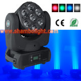 LED Stage Lighting/15W Osram LED Moving Head Beam DMX512 (SH-Beam710)