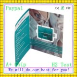 Hot Sell Safe Payment Paper USB Card (GC-H009)