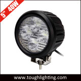 12V 5 Inch 40W Waterproof Round CREE Tractor LED Work Lamp