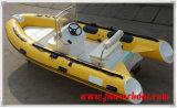 4.3m with 1.2mm PVC Hot Fiberglass Boat