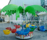 Cheap Amusement Equipment Rides Mini Flying Fish for Kids