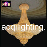 Big High-End Golden Chandlier Lamp (AQ7016)