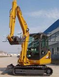 Mini Excavator, Small Excavator, Model CT45-8b